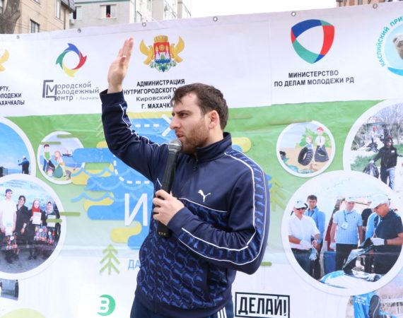От «Чистых игр» к чистому Дагестану
