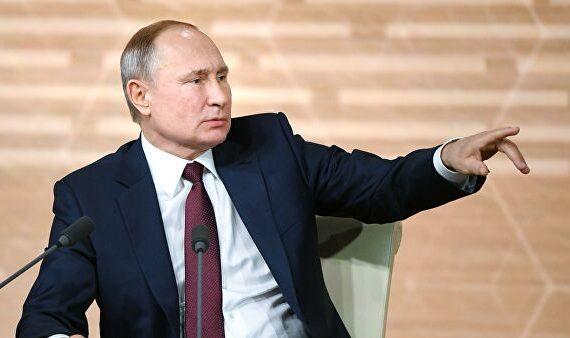 Путин: форум «Экосистема» станет одной из крупнейших площадок для экологических дискуссий